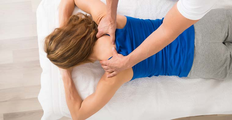 Massage bei Physiotherapeut Brachner in Dingolfing