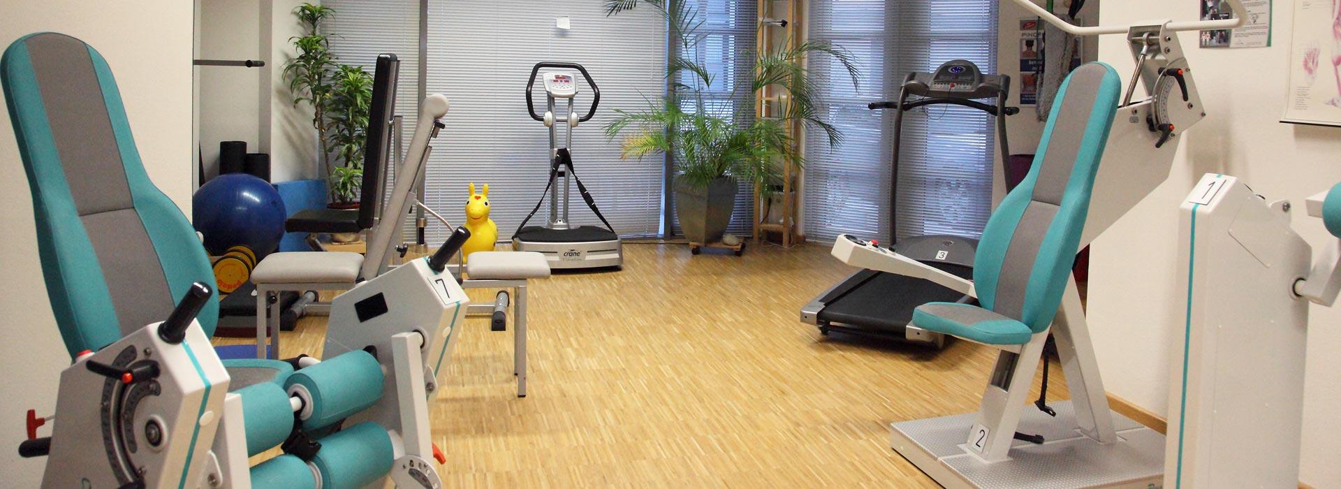 Krankengymnastik und Massagen bei Brachner in Dingolfing